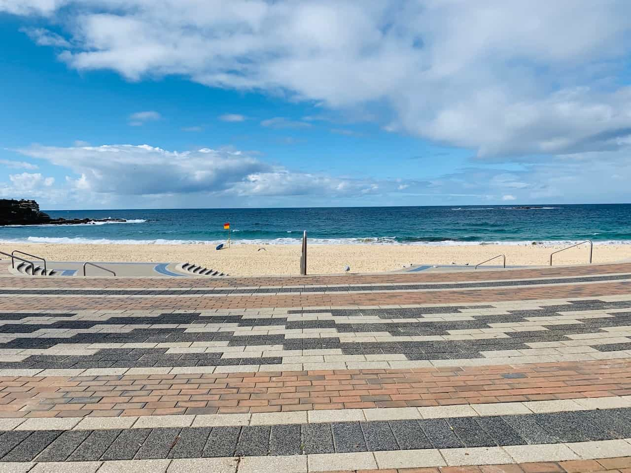 Coogee Beach Boardwalk