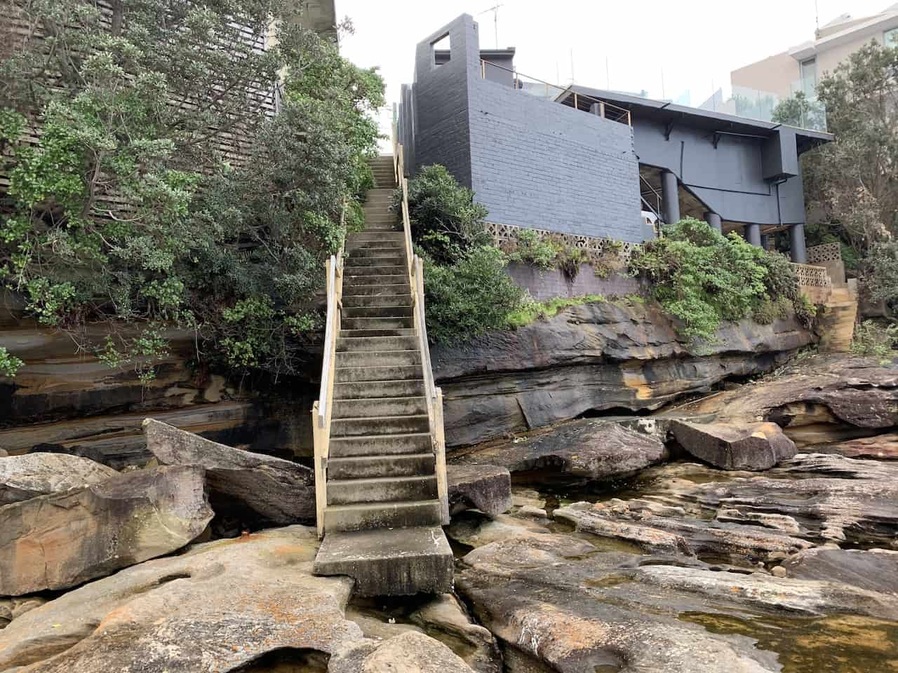Coogee to Maroubra Staircase
