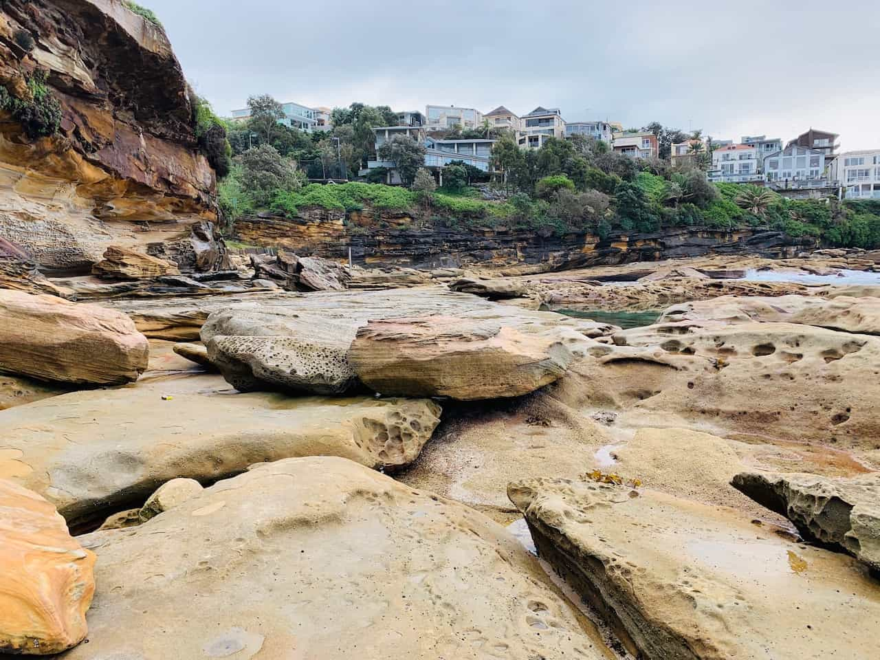 Maroubra to Coogee Rock Path