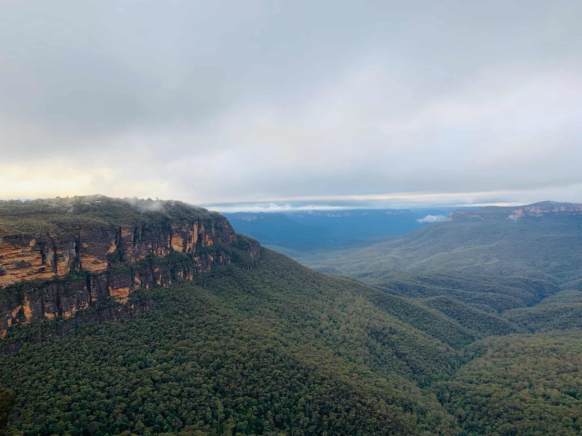 Blue Mountains Hikes