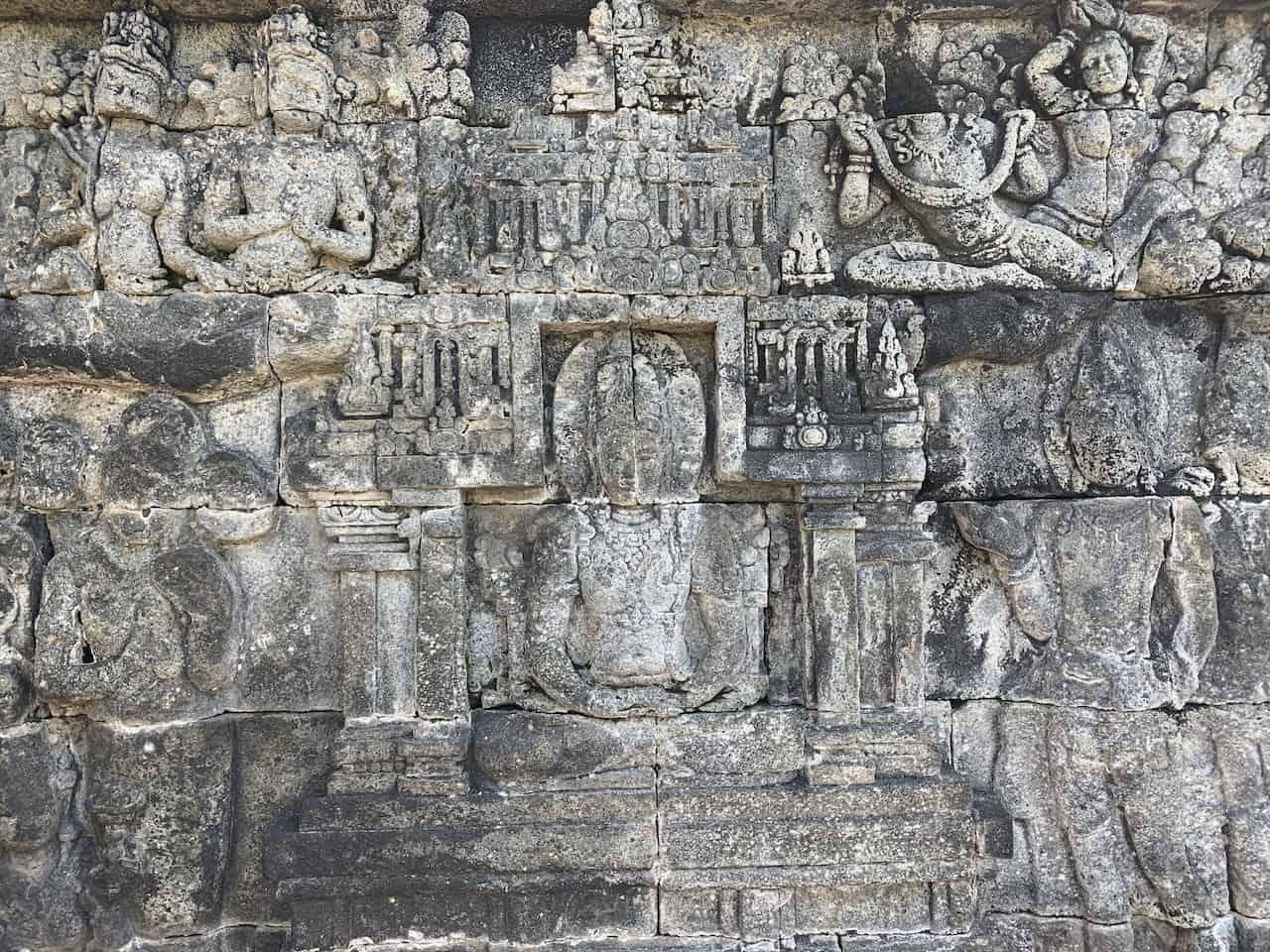 Borobudur Panels