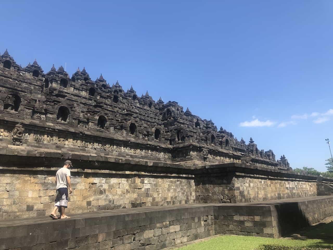 Borobudur Platforms