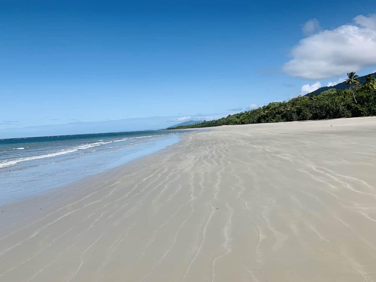 Daintree Rainforest Beach