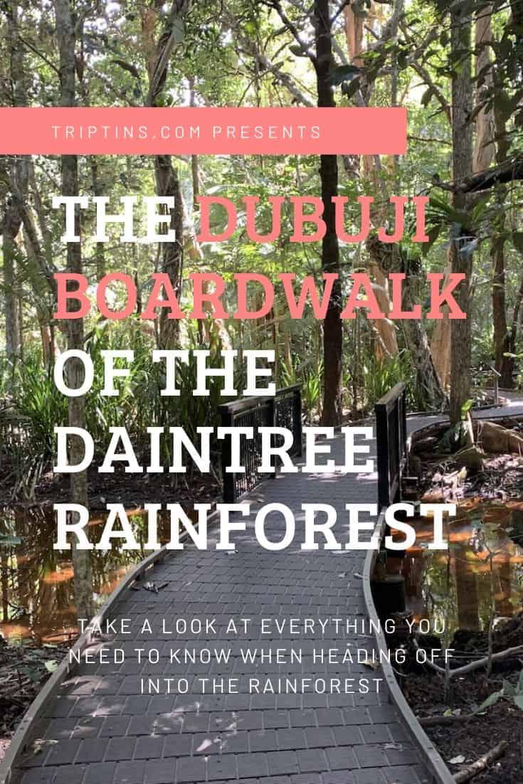 Dubuji Rainforest