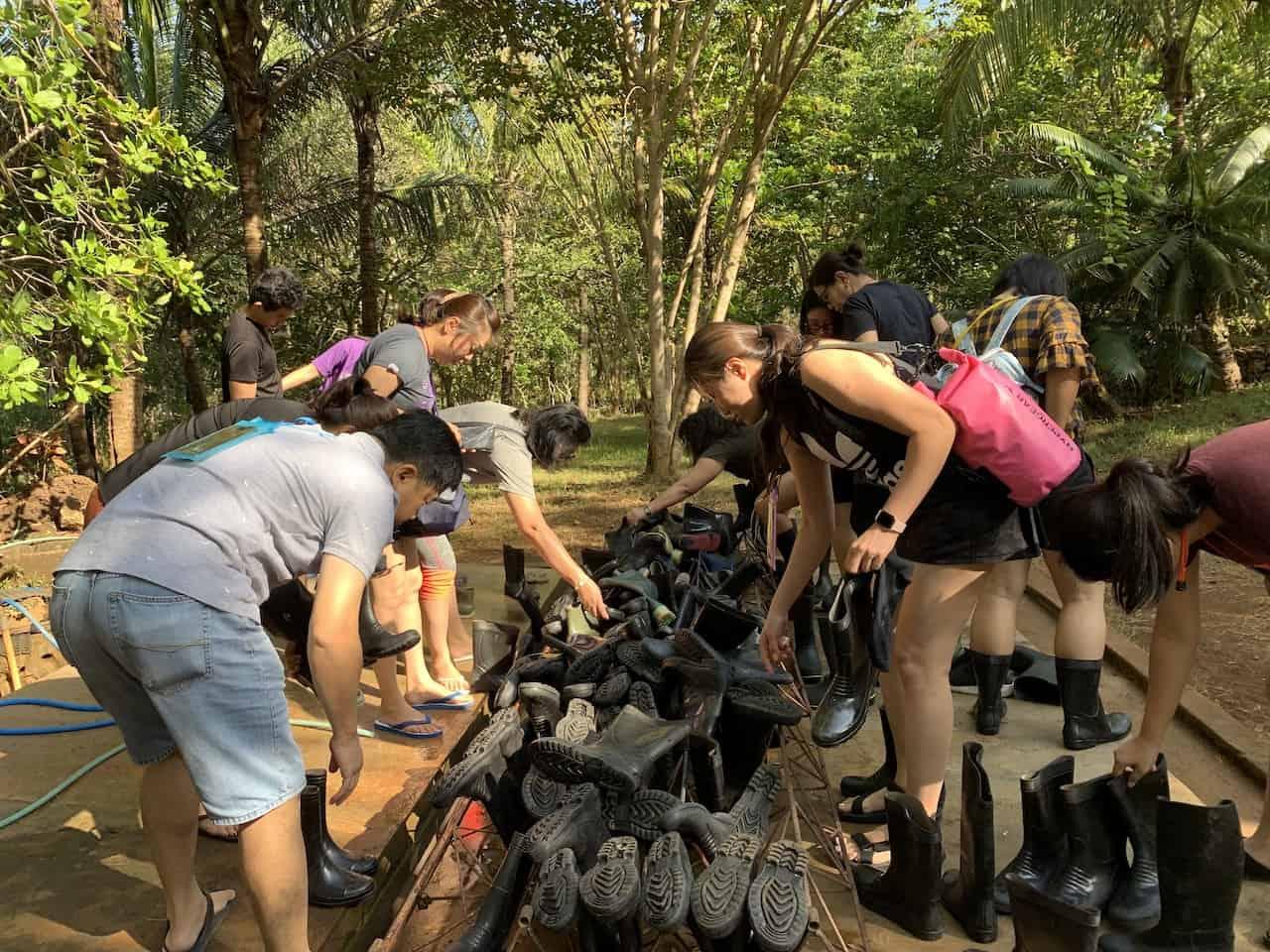 Goa Jomblang Boots