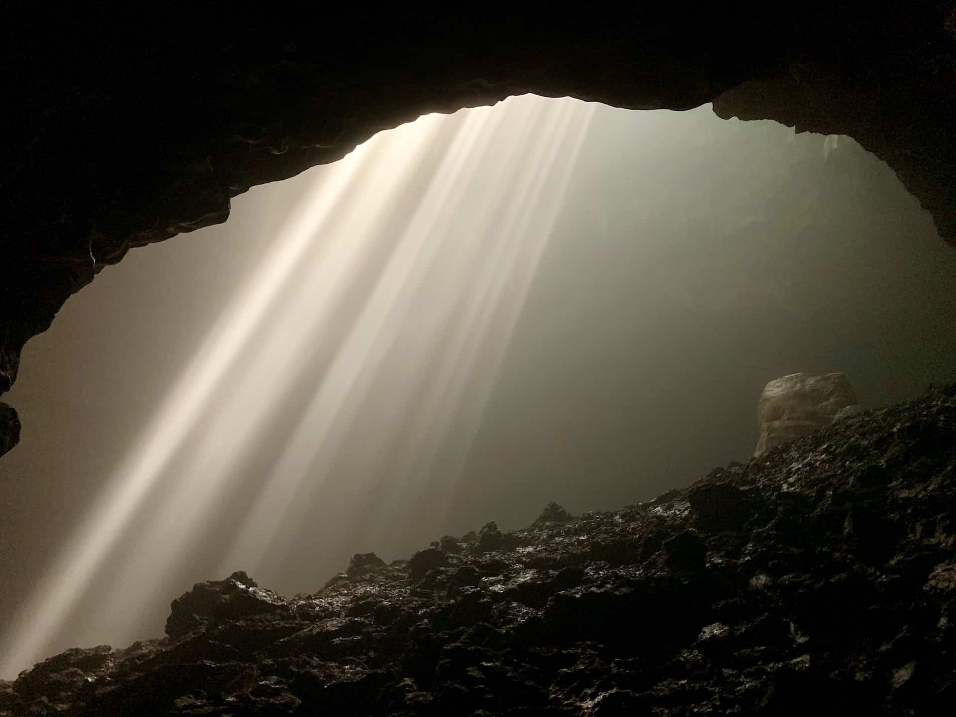 Goa Jomblang Cave
