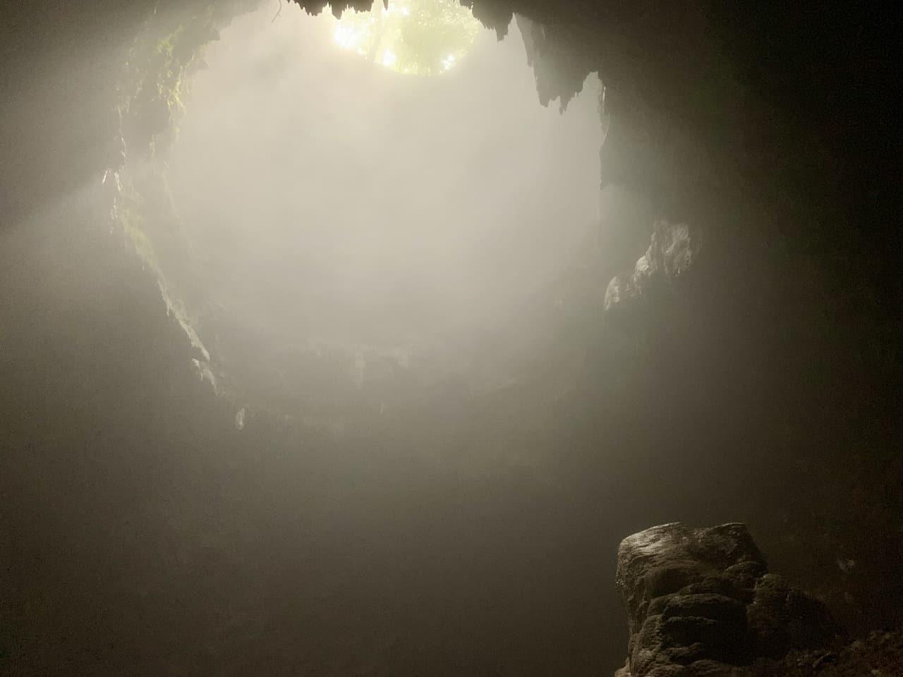 Goa Jomblang Light