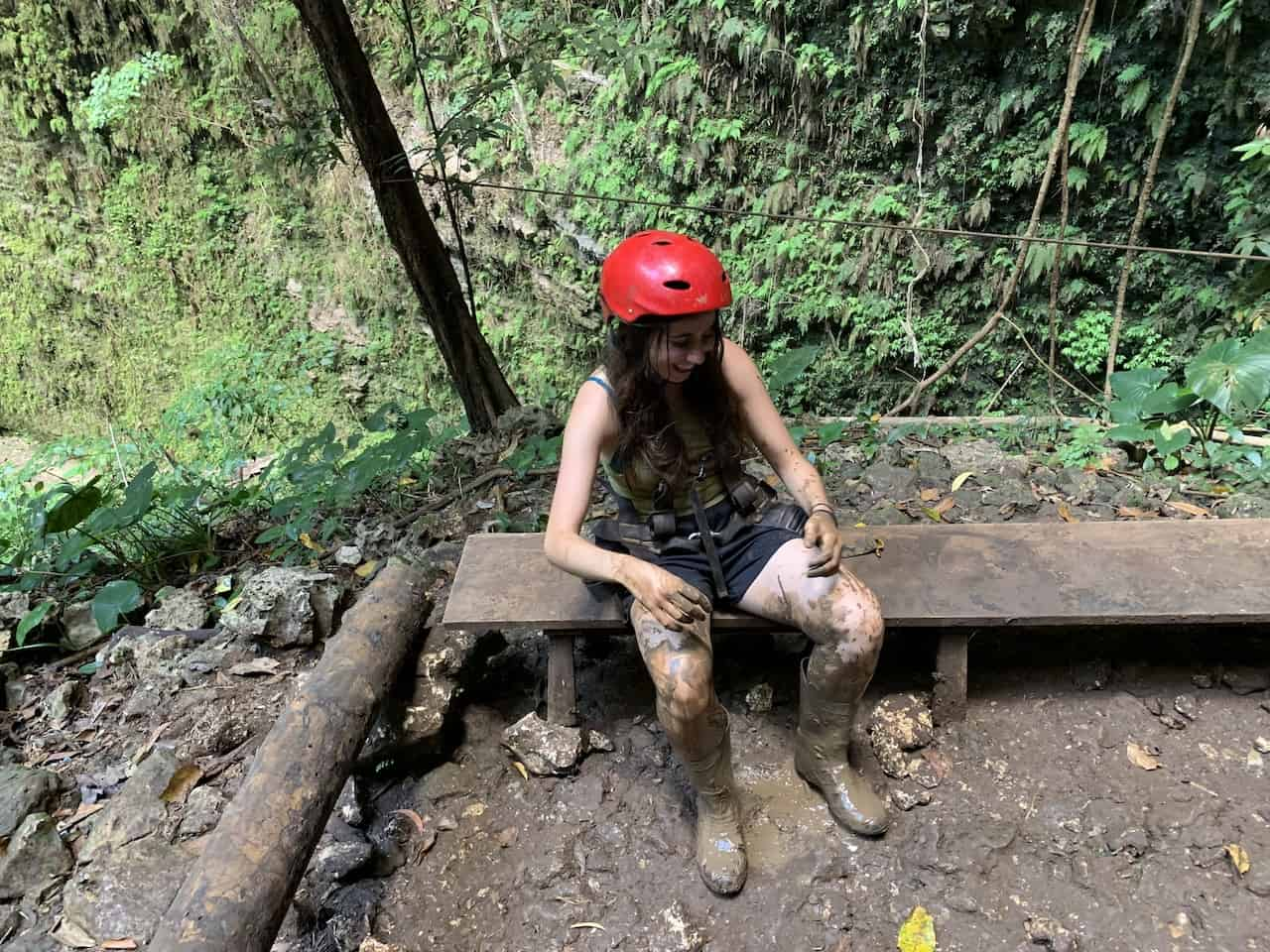 Goa Jomblang Muddy