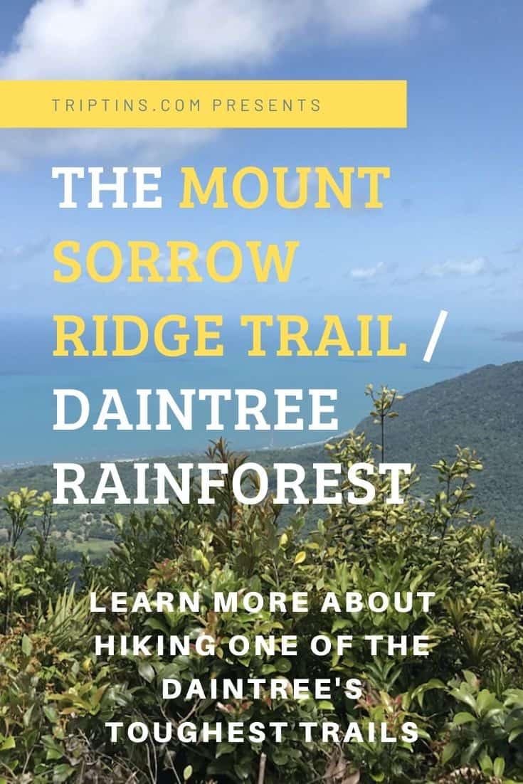 Mount Sorrow Hike