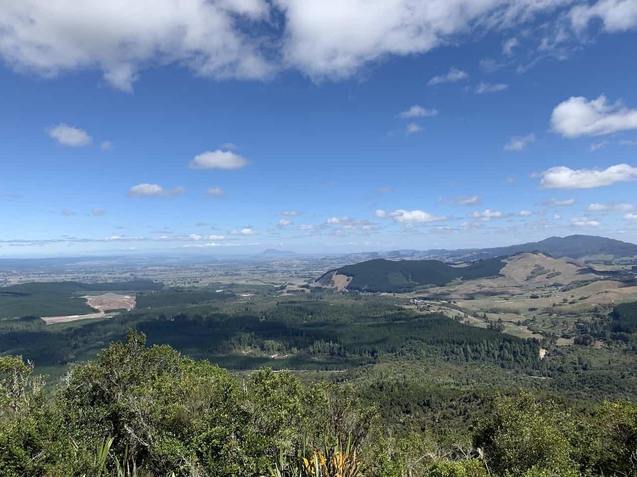 New Zealand North Island Views