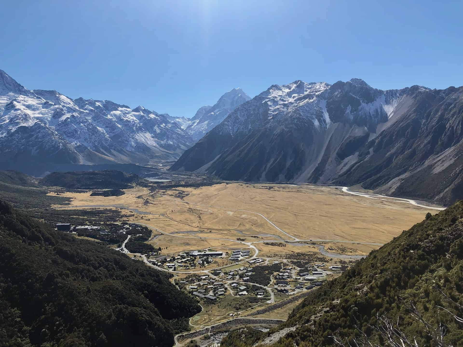 A Guide to the Red Tarns Track of Mount Cook National Park