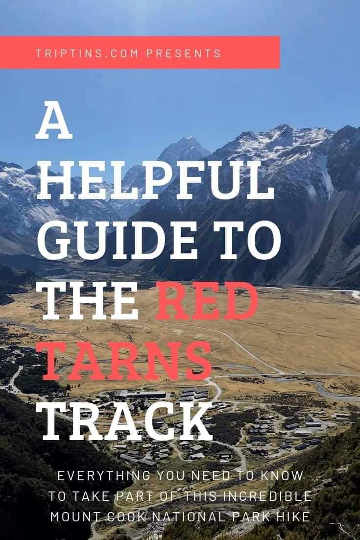 Red Tarns Track