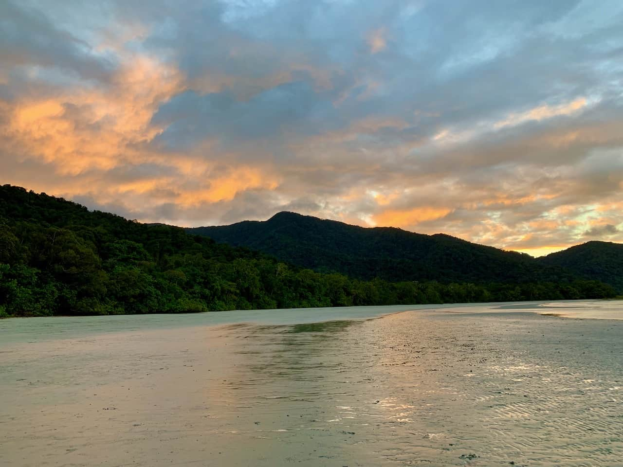 Cape Tribulation Sunset