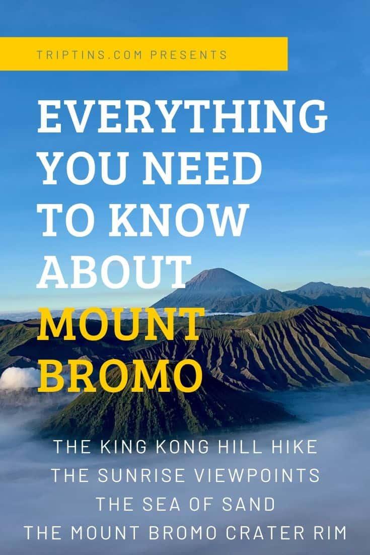 Hike Mount Bromo