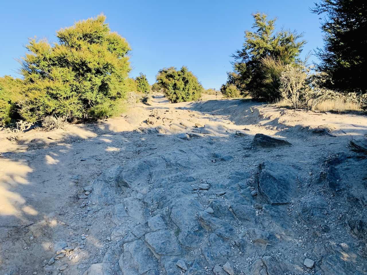Mount Iron Rock Path