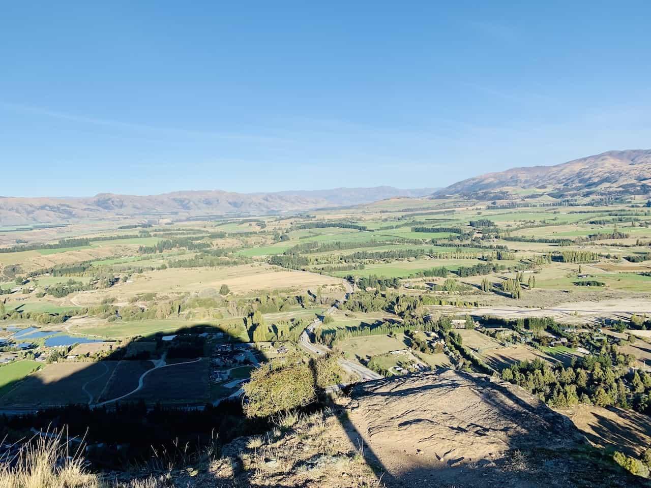 Mount Iron Summit Track