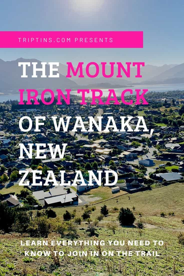 Mt Iron Track