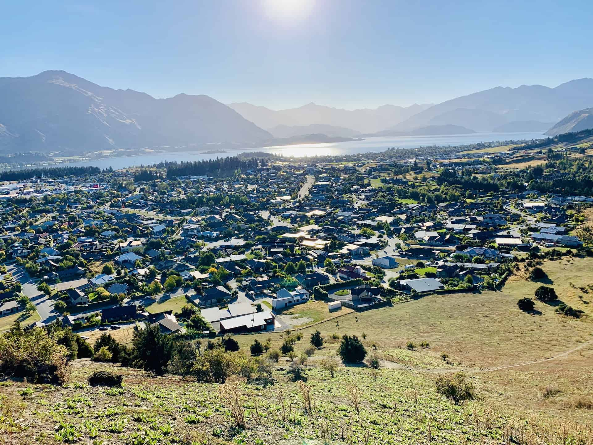 Mt Iron Wanaka
