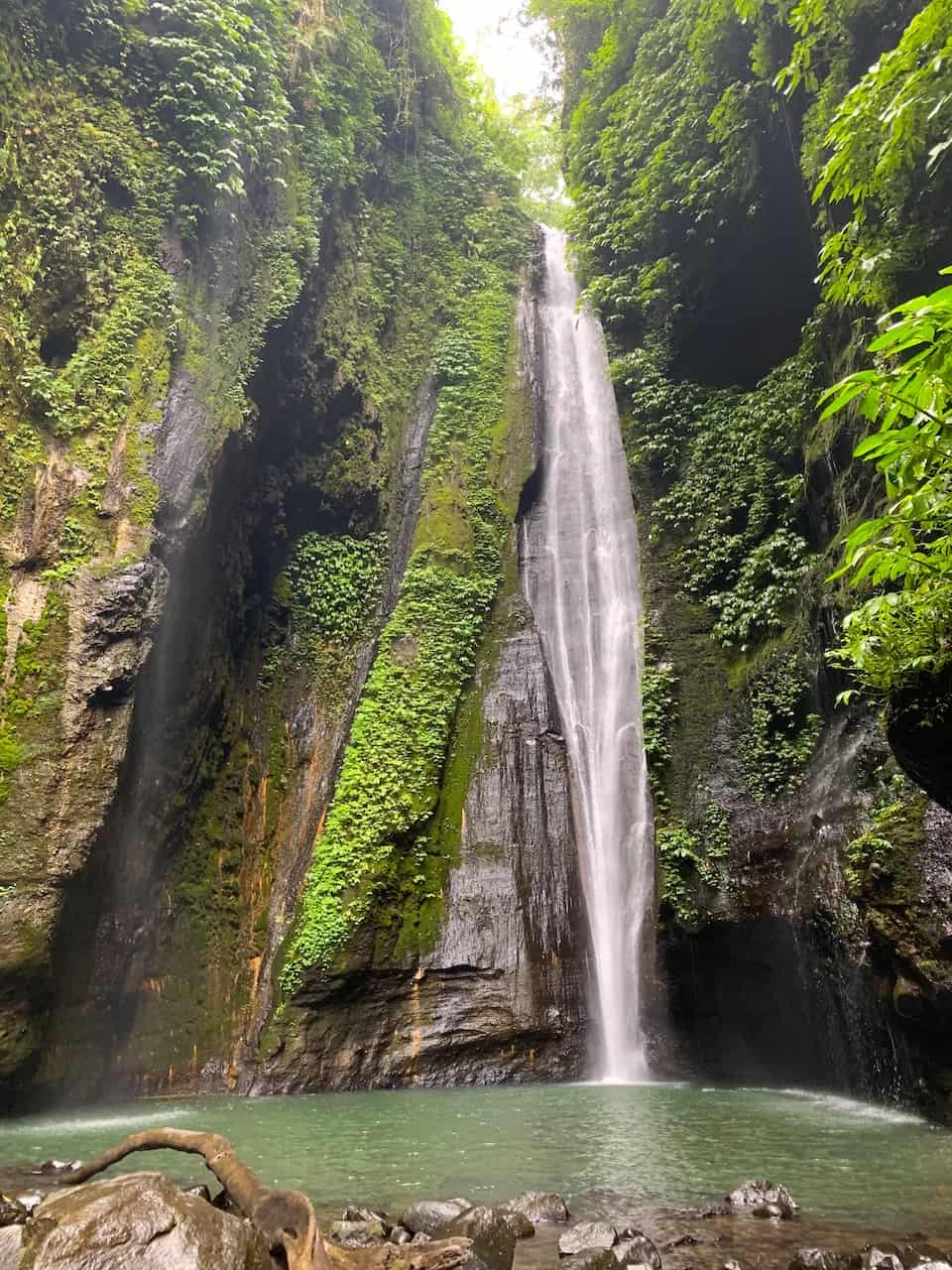 Hidden Waterfall Bali
