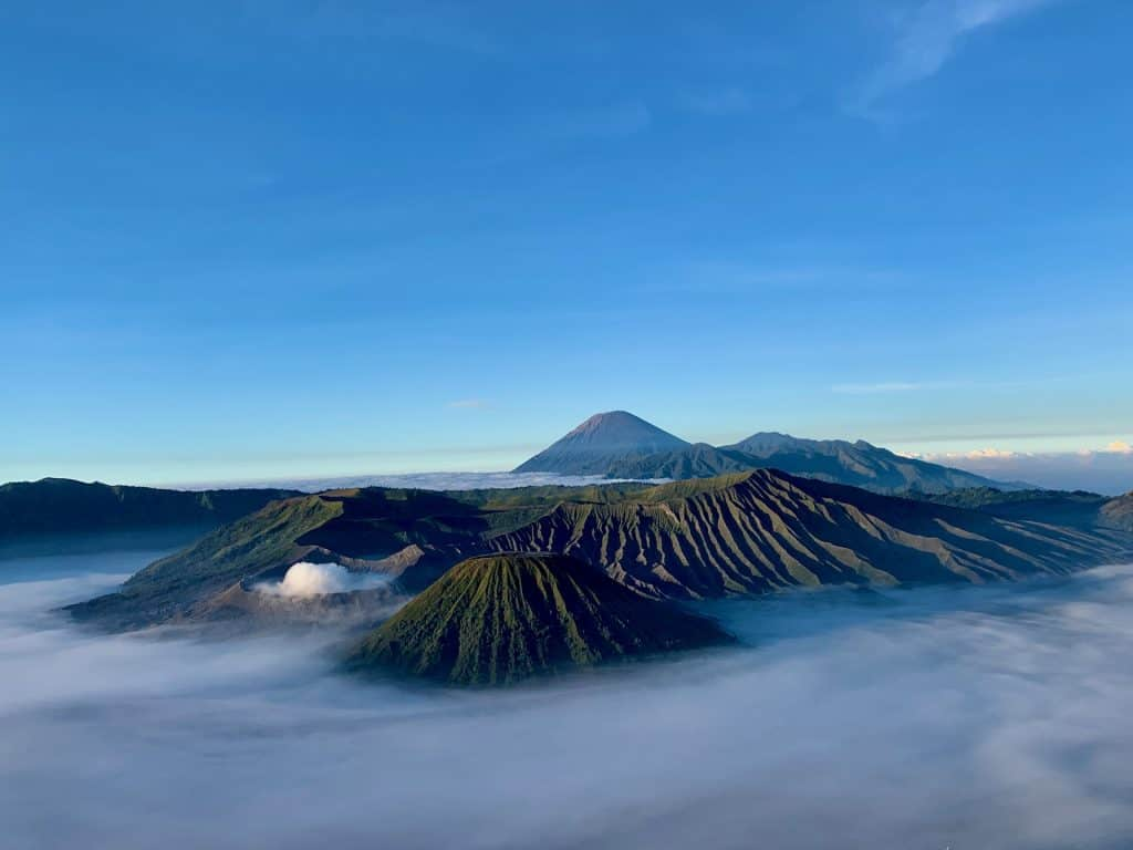Hike Mount Bromo Indonesia