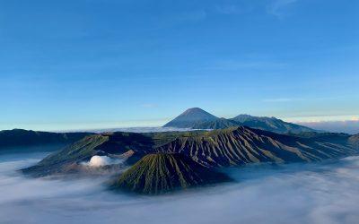 Hike Mount Bromo Indonesia