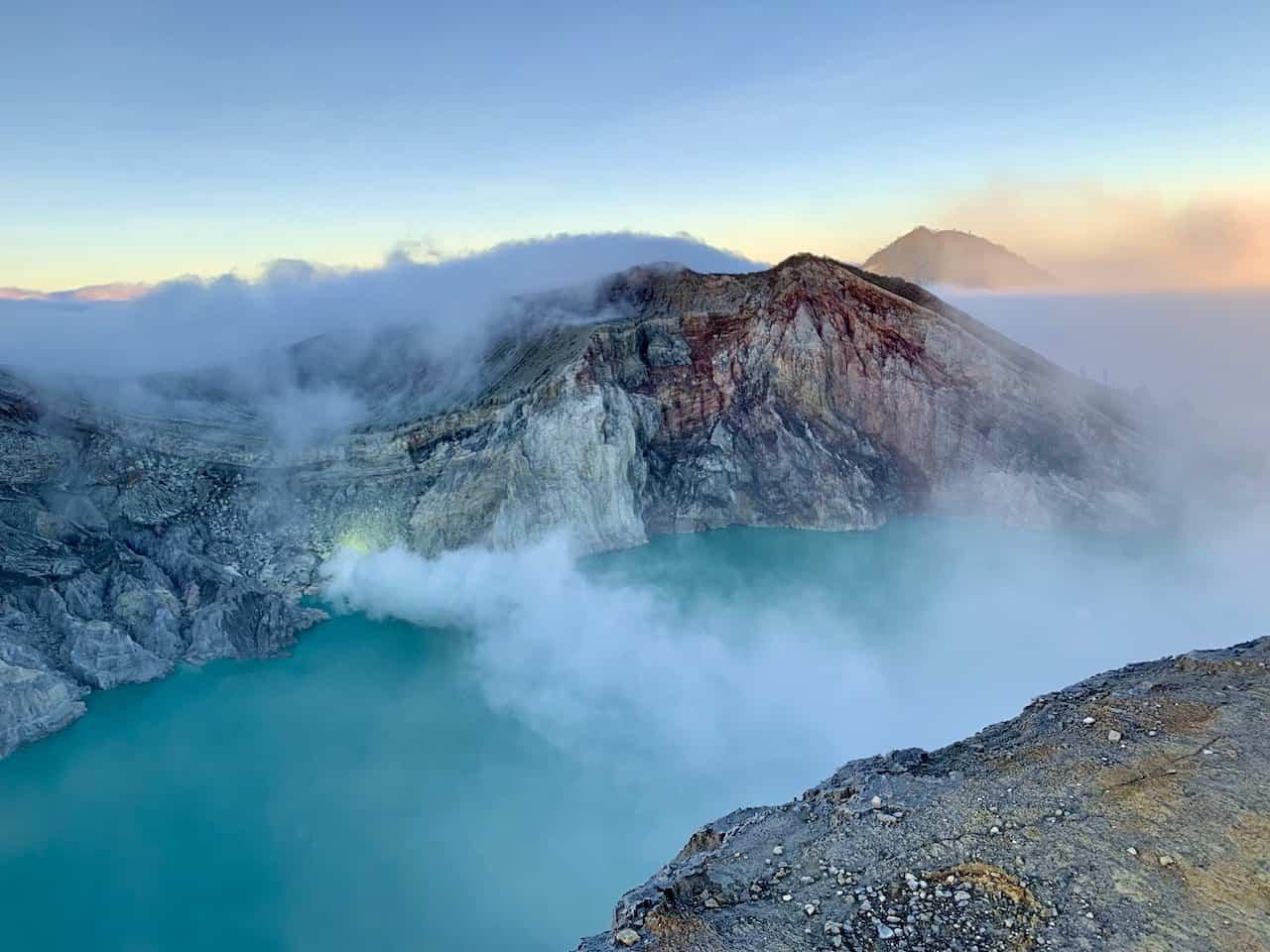 Ijen Volcano Hike