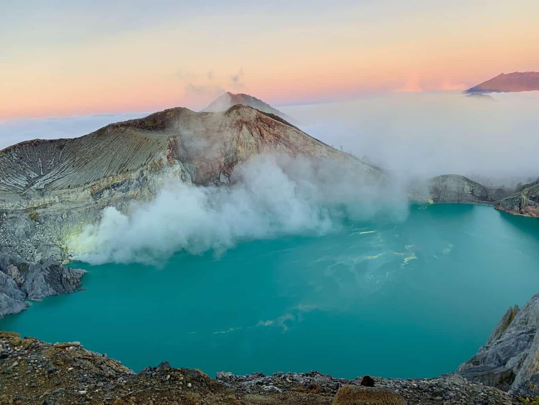 Ijen Volcano Sunrise Hike