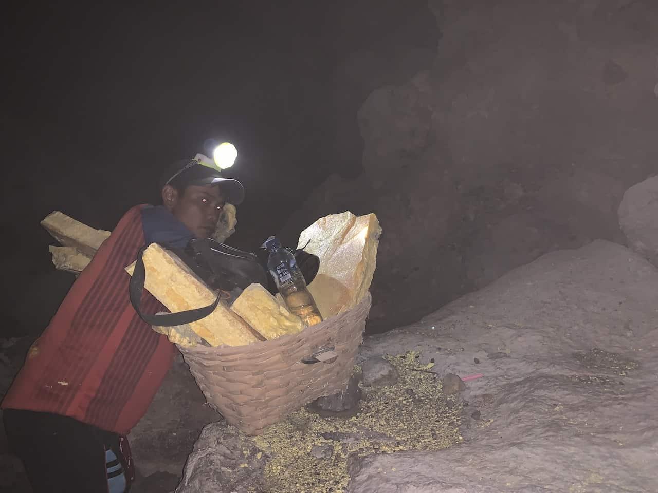 Sulphur Miners