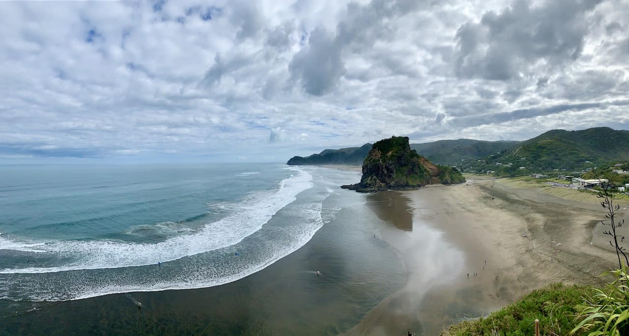 Piha Beach View Waitakere Ranges