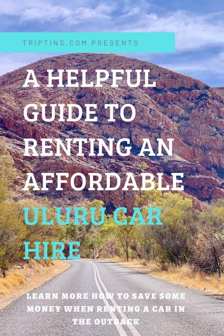Uluru Car Rental