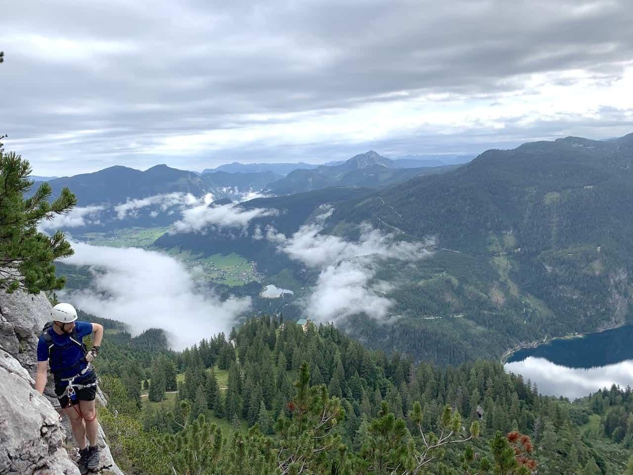 Gosau View Austria