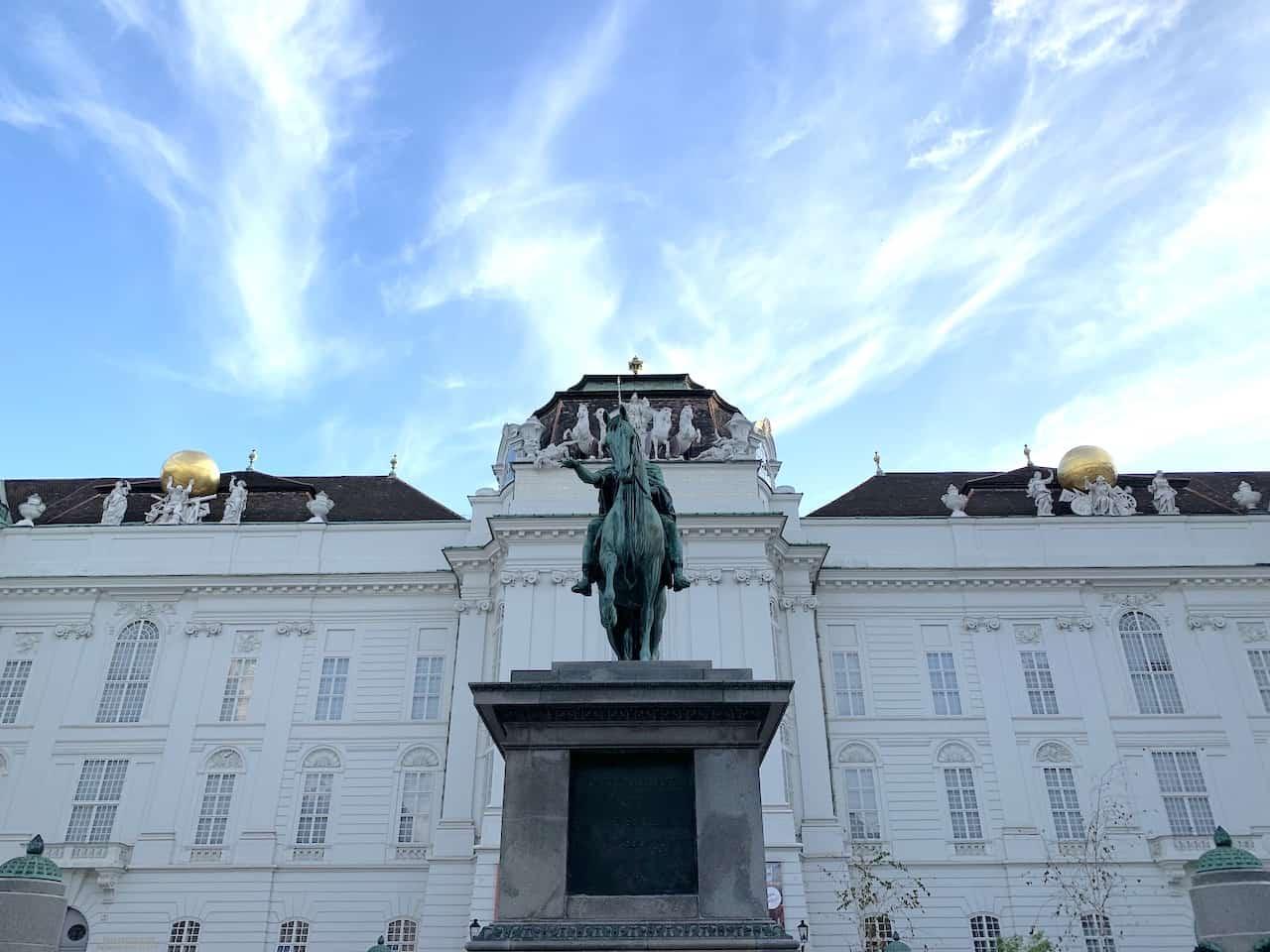 Michaelplatz Vienna