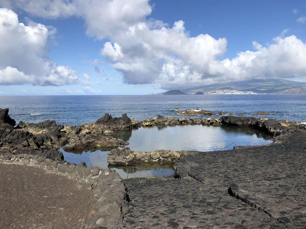 Pico Natural Swimming Pool