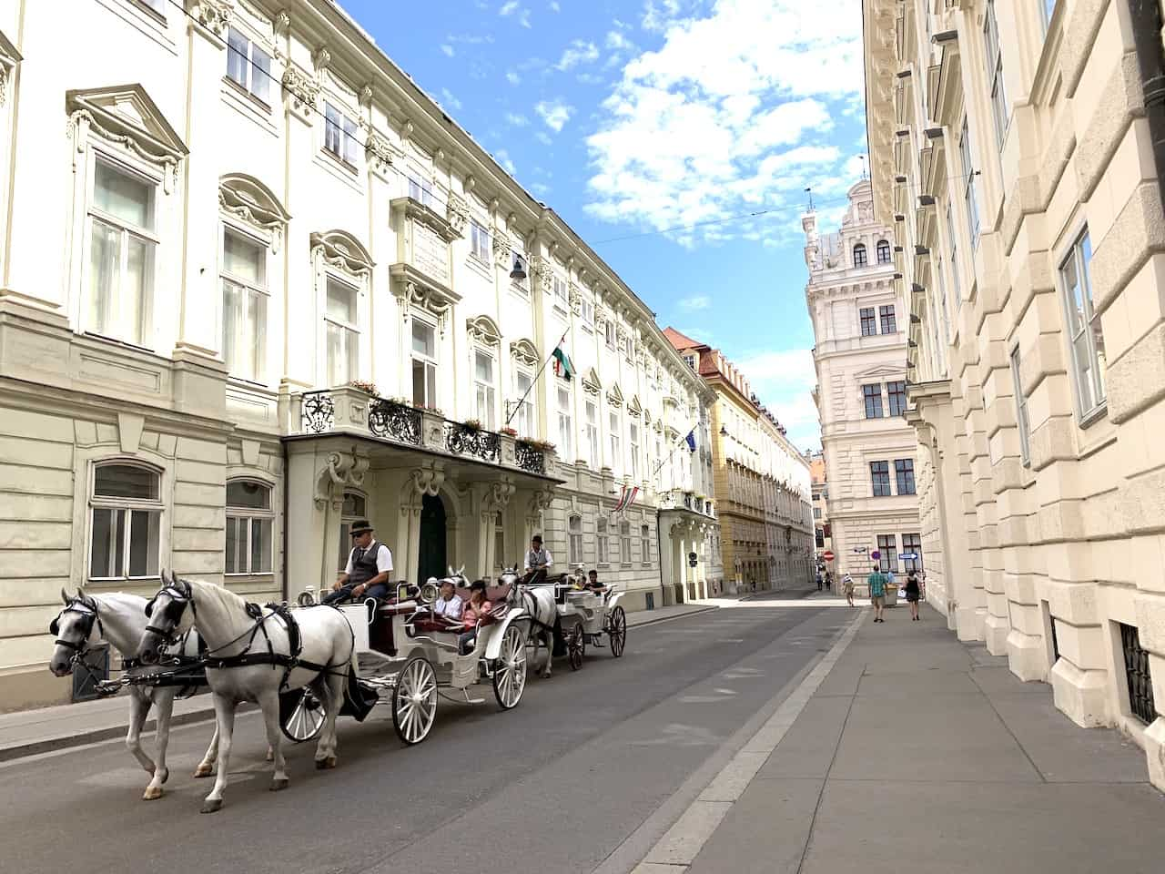 Vienna Horse Carriages