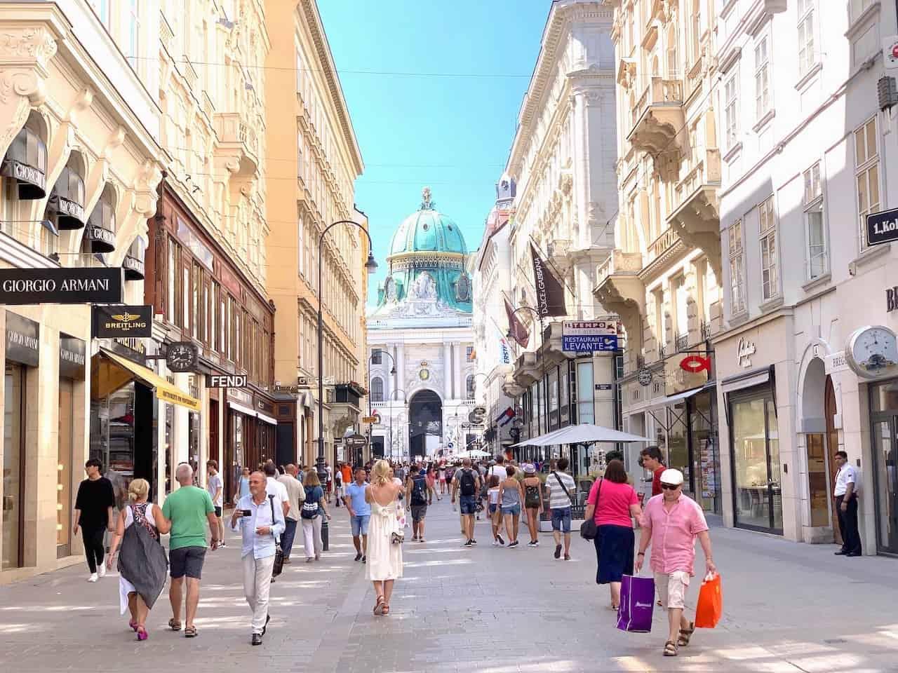 Vienna Itinerary 3 Day