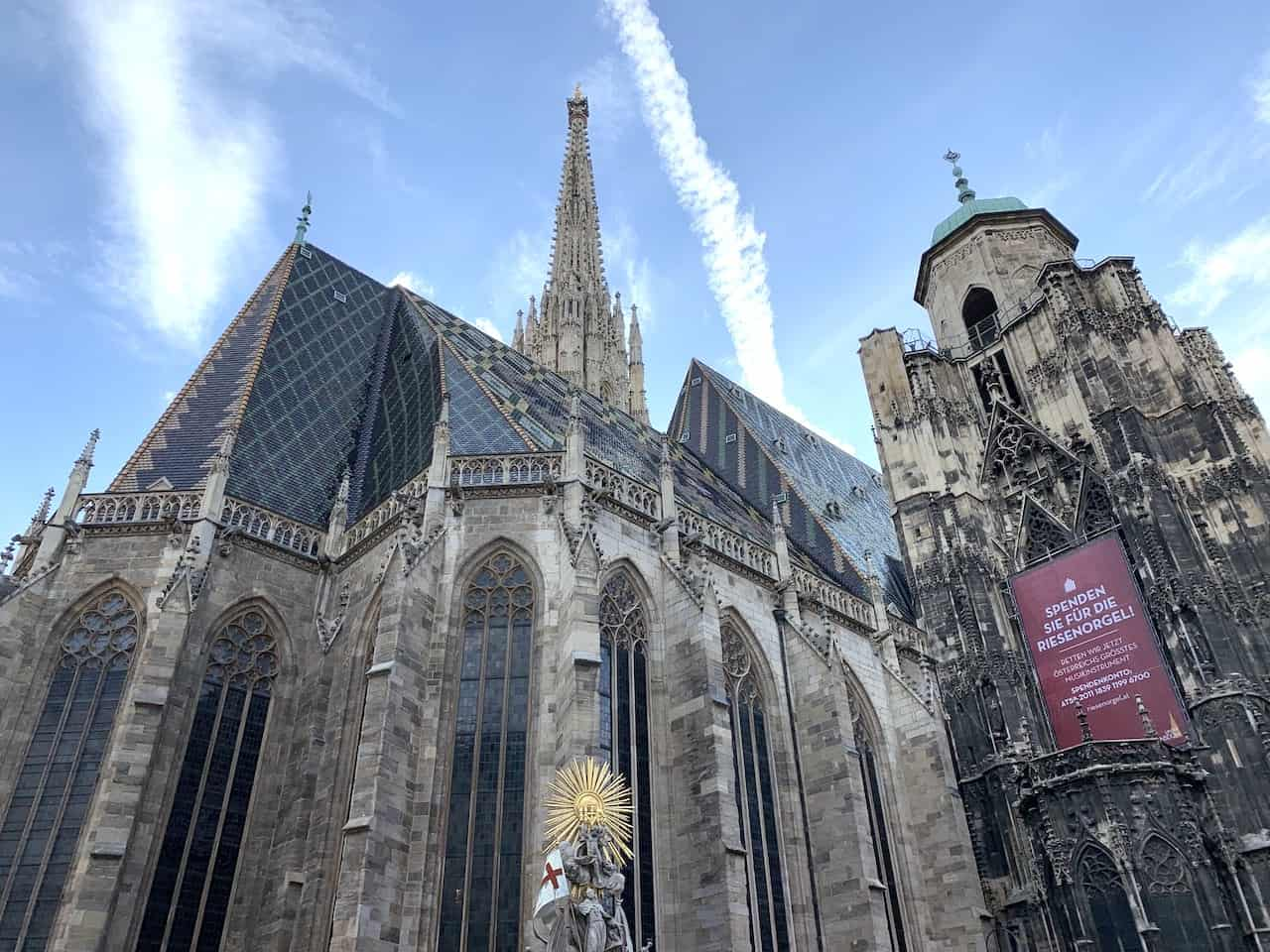 Vienna St Stephens Cathedral