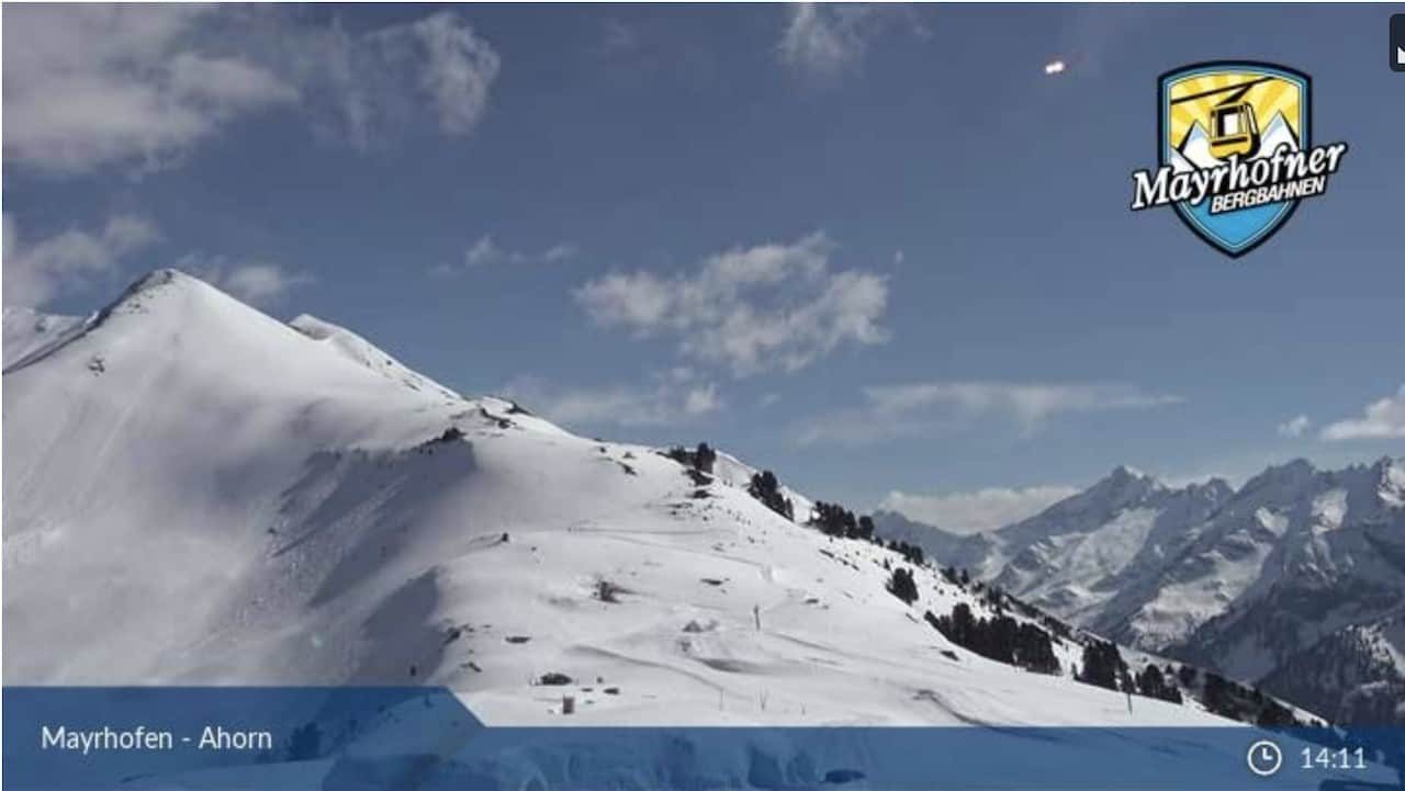 Ahornspitze Webcam