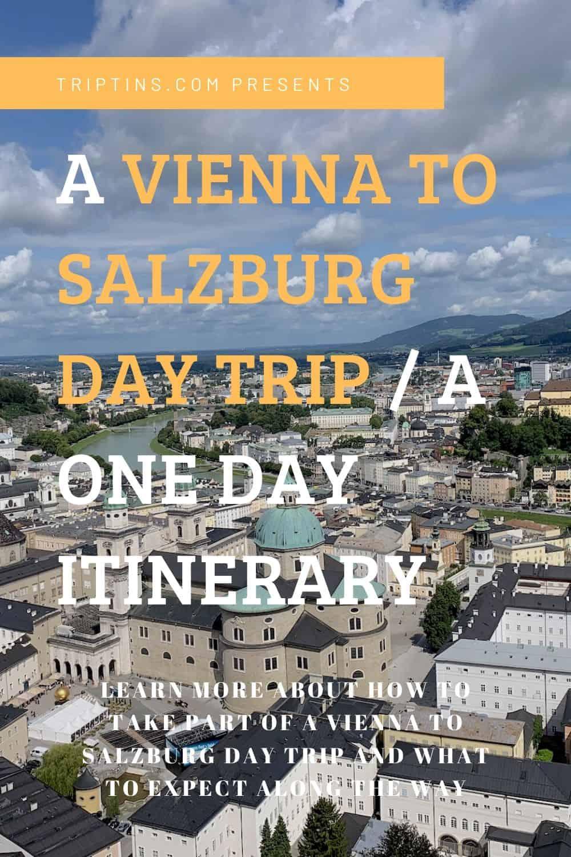 Salzburg One Day Itinerary