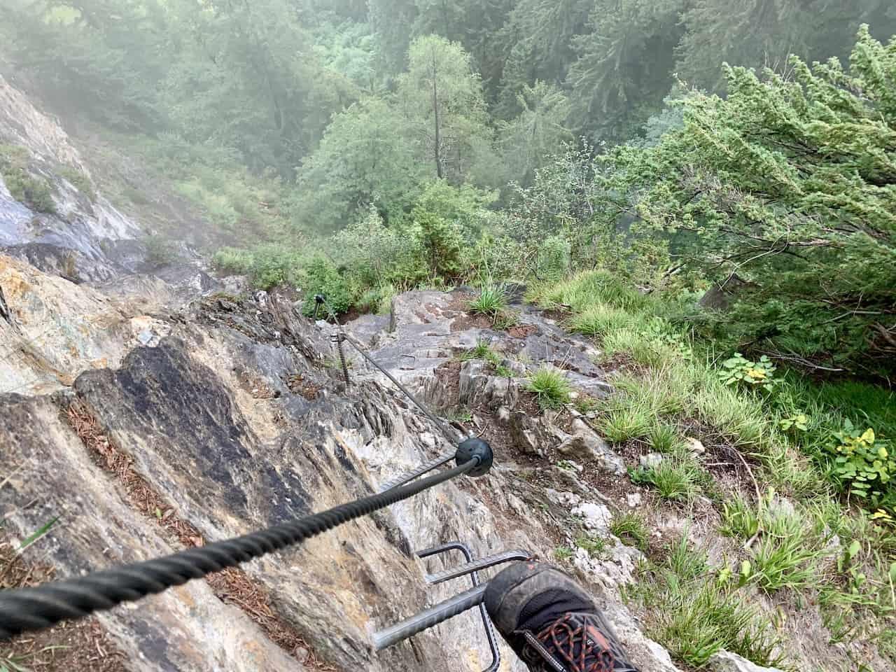Climbing Via Ferrata Austria