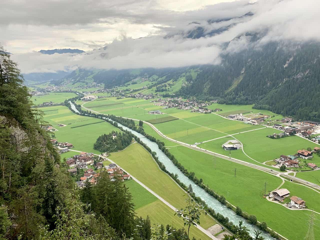 Gasthof Zimmereben View