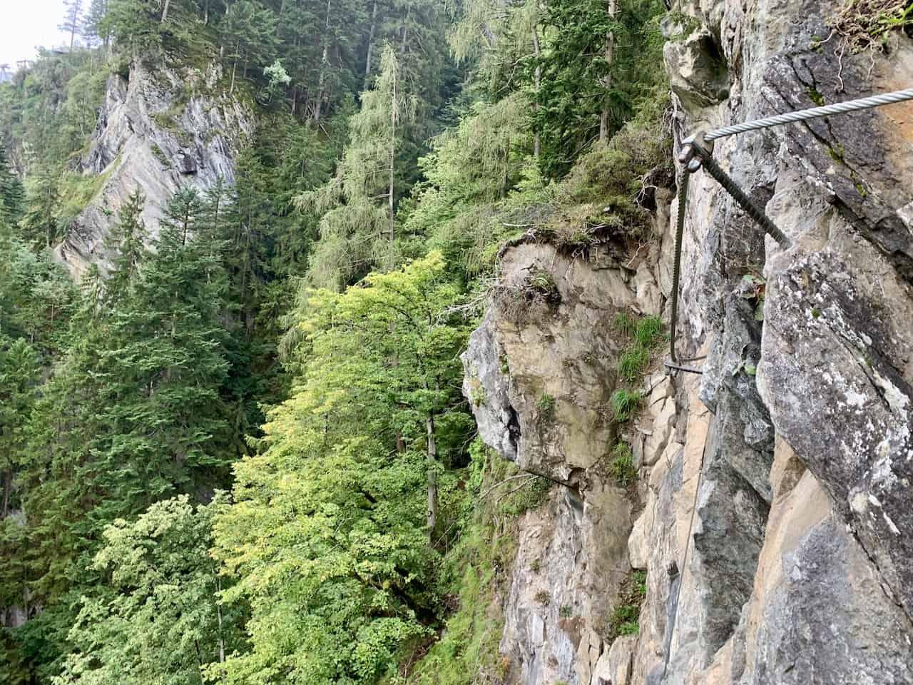 Klettersteige Mayrhofen