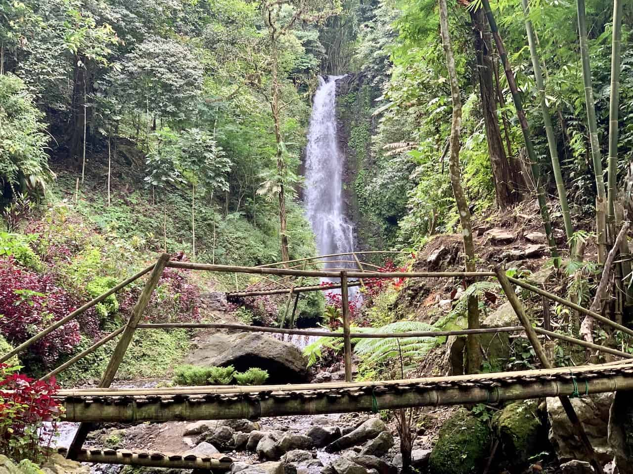 Labuhan Kebo Waterfall