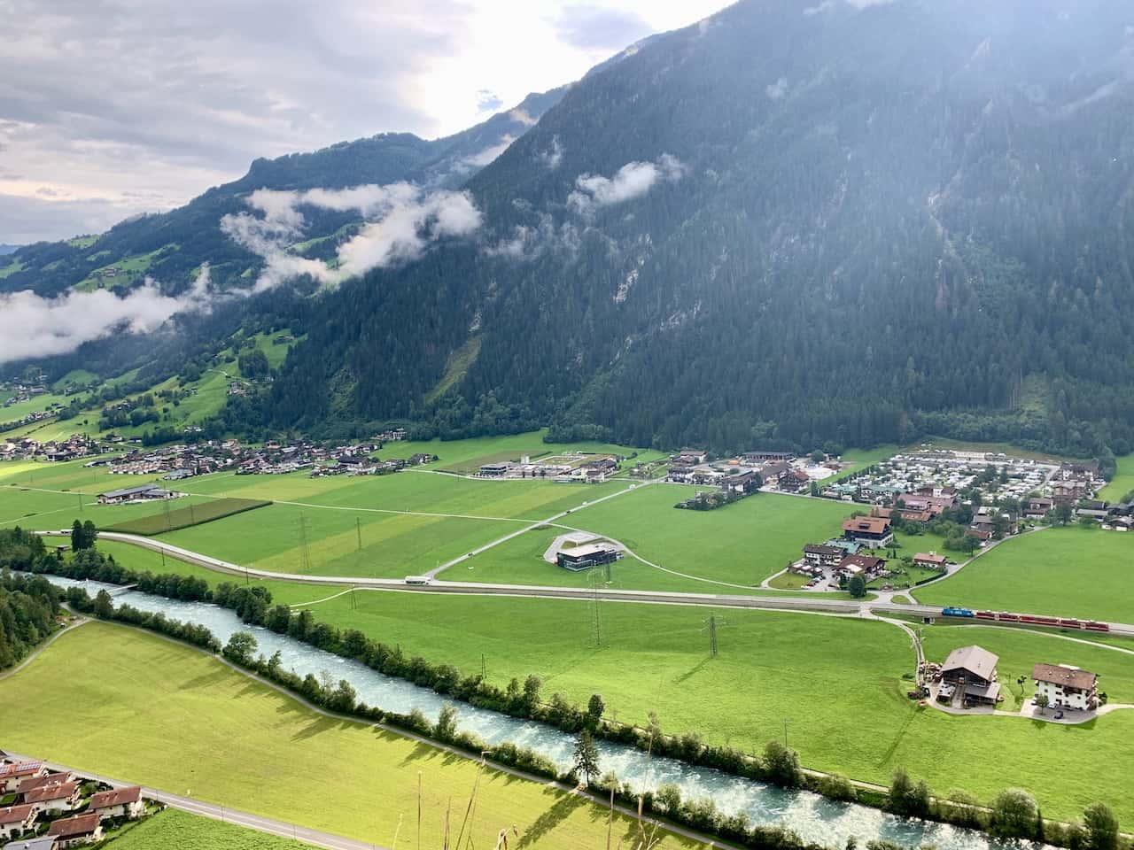 Mayrhofen Greenery