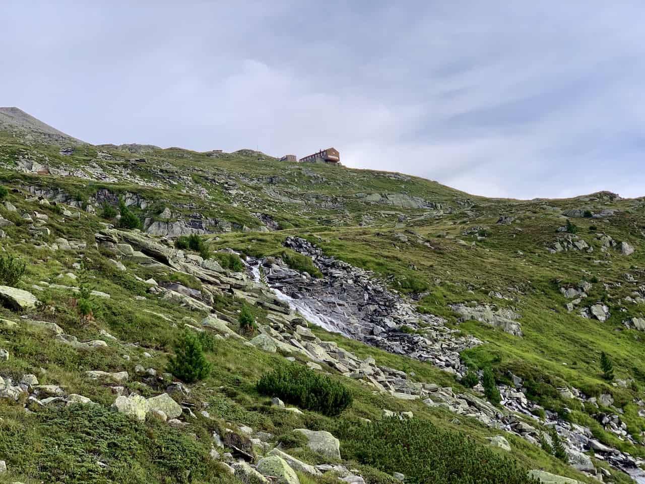 Olpererhütte Austria