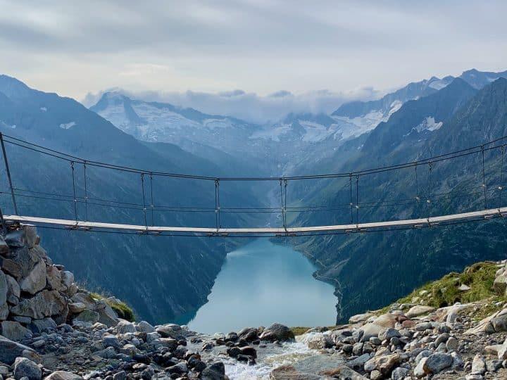 A Guide to the Olpererhütte Hike & The Schlegeis Bridge