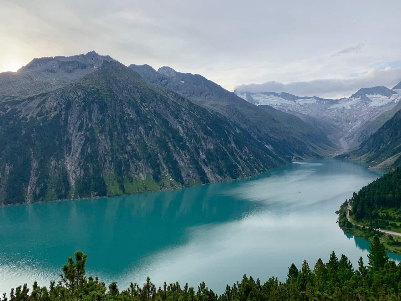 Olpererhütte Schlegeis Trail
