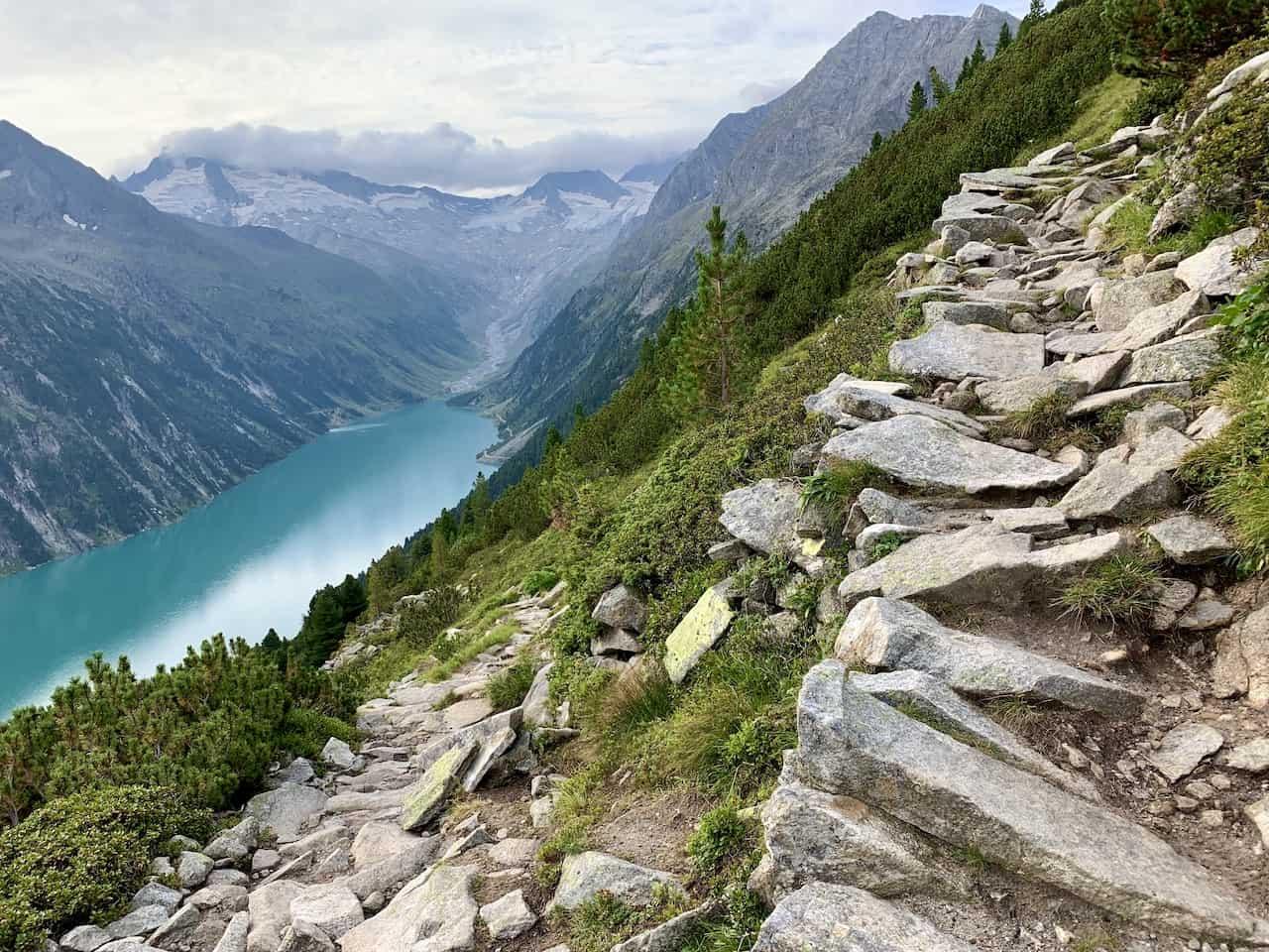 Olpererhütte Trail