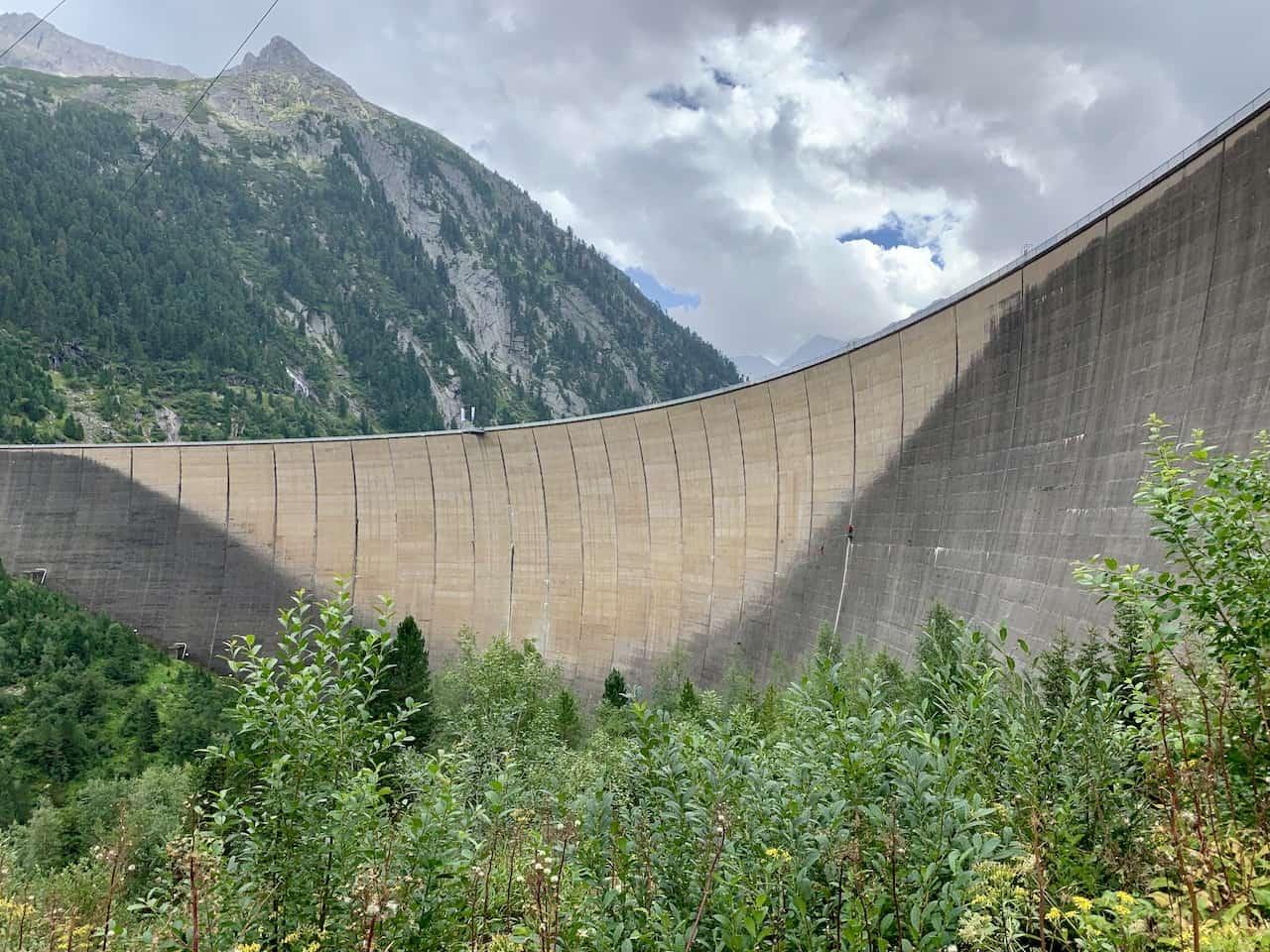 Schlegeis 131 Dam
