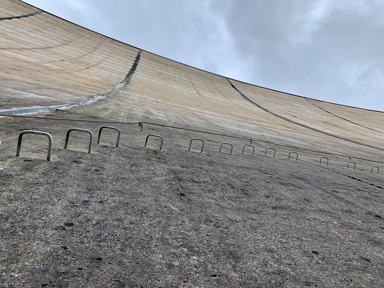 Schlegeis Klettersteig Via Ferrata Route