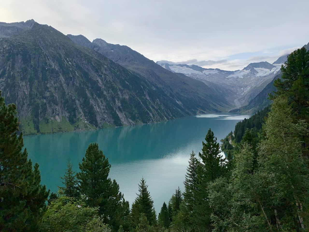 Schlegeis Lake